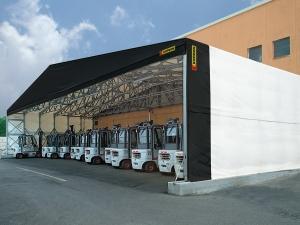 rent industrial tents