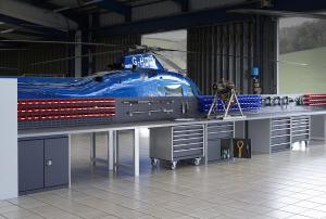 industrial storage solutions